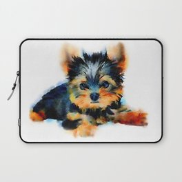 Yorki Pup Laptop Sleeve