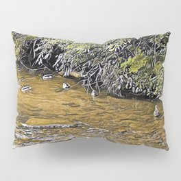 Mallard Creek 1 (Early Autumn) Pillow Sham