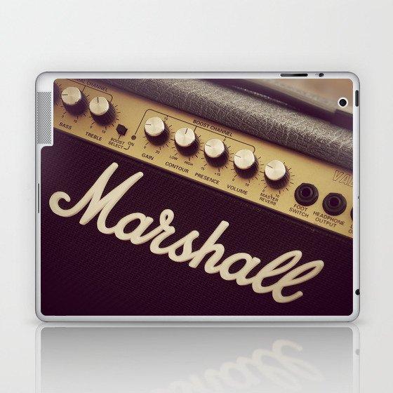 Marshall Laptop & iPad Skin
