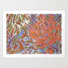 Seadom Art Print