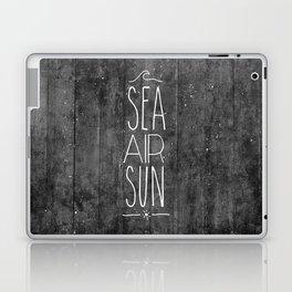 Sea, Air & Sun Laptop & iPad Skin