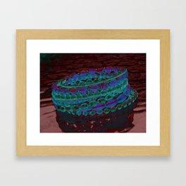 Part Of The Inner Circle Framed Art Print