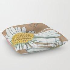 Je t'aime...un peu...beaucoup Floor Pillow