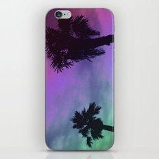 High Palms iPhone & iPod Skin