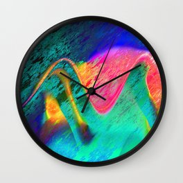 energy overload Wall Clock