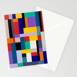 MODERNISM TWO Stationery Cards