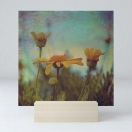 The beauty of simple things Mini Art Print