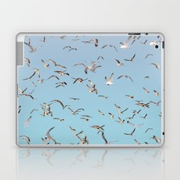 Brooklyn working gulls Laptop & iPad Skin