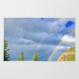 Canadian Rocky Rainbow Rug