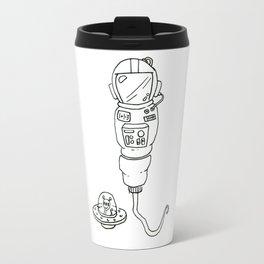 Space Sperm Travel Mug