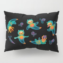 Sea angel & sea butterfly Pillow Sham