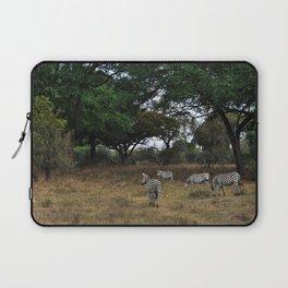 Zebras. Laptop Sleeve
