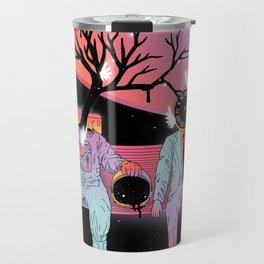 Coexistentiality (Sustaining Life) Travel Mug