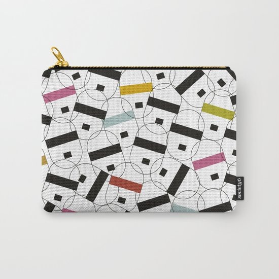 Future faces Carry-All Pouch
