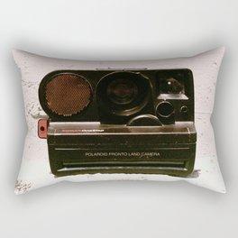 Pronto One Step Sonar, 1978 Rectangular Pillow