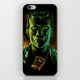 Party Monster iPhone Skin