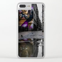 Do you see it? Clear iPhone Case