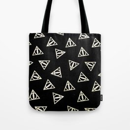 Deathly Harry Tote Bag