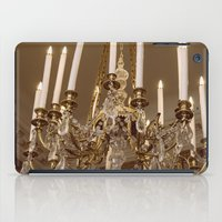 chandelier iPad Cases featuring Chandelier by Pati Designs