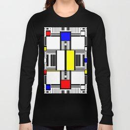 Rachna Bauhaus 1 Long Sleeve T-shirt
