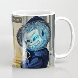 Final Sans Coffee Mug