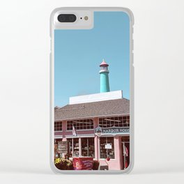 Harbour House Clear iPhone Case