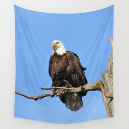 Patiently Waiting! Wall Tapestry