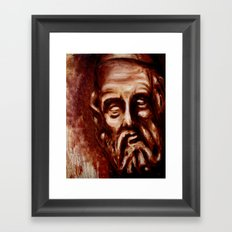 Plato Framed Art Print