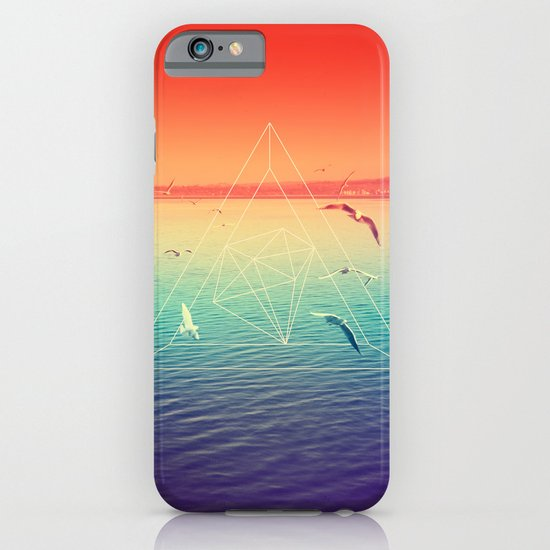 Lapse In Perception iPhone & iPod Case