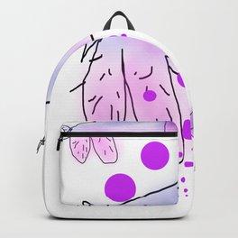 strange fish Backpack