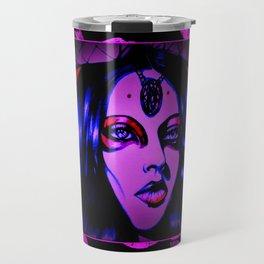 Cleopatra Black Kajal Travel Mug