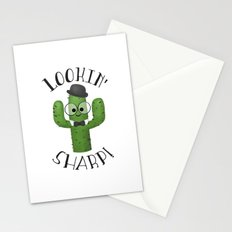 Lookin' Sharp! Stationery Cards