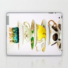 Tip Top TeaCup Laptop & iPad Skin