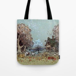 The Gardens of Astronomer Tote Bag