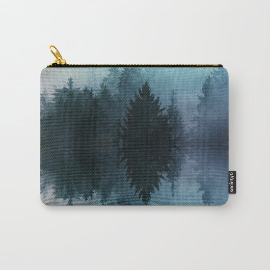 Forest Reflections II Carry-All Pouch