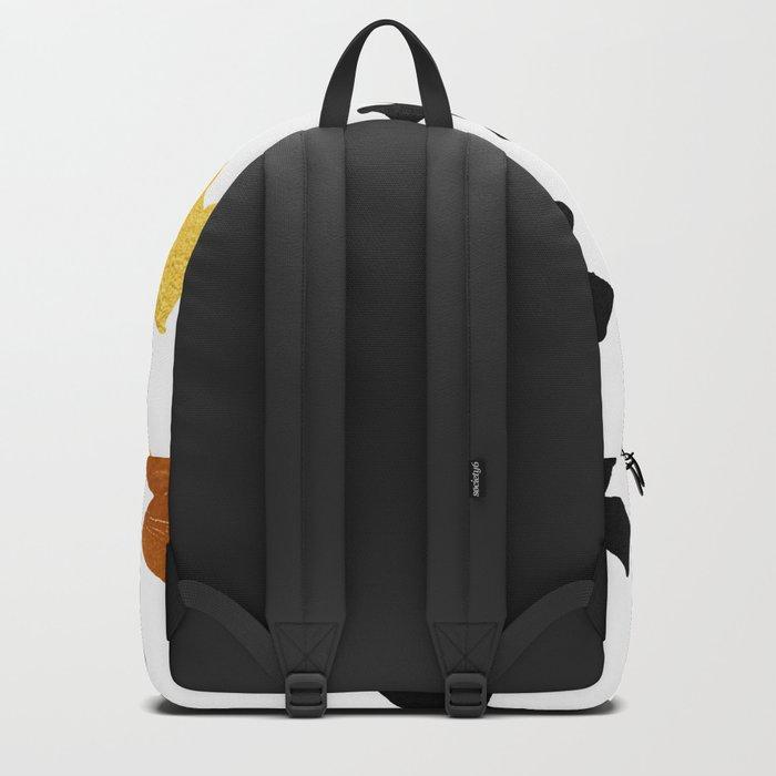 Geometrical Determination Backpack