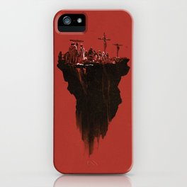Red Friday iPhone Case
