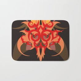 Abstraction Six Ares Bath Mat