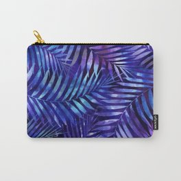 Violet jungle vibes Carry-All Pouch