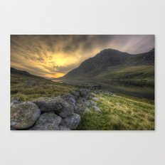 Tryfan By Morning Canvas Print