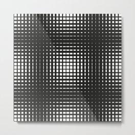 Lines #1 Metal Print