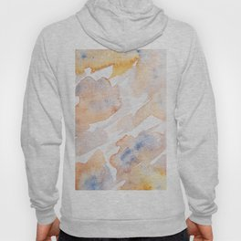 Watercolor abstract patterns that do not exist.Actually there are many color patterns.No.68 Hoody