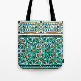 Moroccan Mosaic 2 Tote Bag