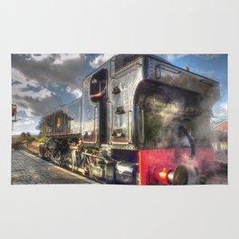 Steam Locomotive 1501 at Bewdley Rug