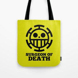 Surgeon Of Death Tote Bag