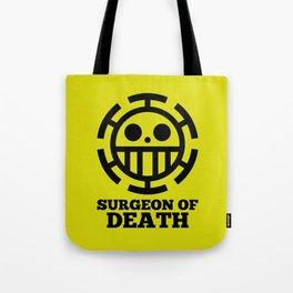 Surgeon Of Death Tote Bag