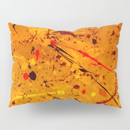 Abstract #2 - Embers Pillow Sham