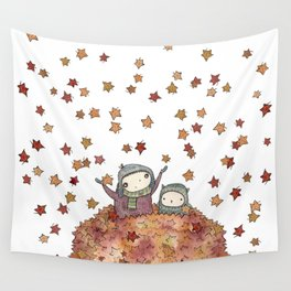 nesting season Wall Tapestry