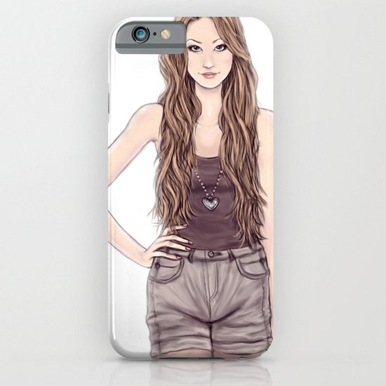 The New Girl iPhone & iPod Case