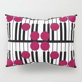 PIANO DOTS TTY N19 Pillow Sham